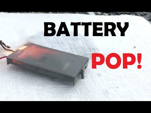 Overloading Battery!