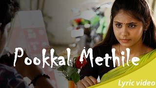 Pookkal Methile – Lyric Video |Archana Nandhakumar | Karthik Raaja | Paagadi Aattam | Orange Music