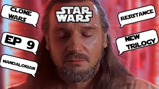 My Response to the Hate in the Star Wars Fandom - Star Wars Theory