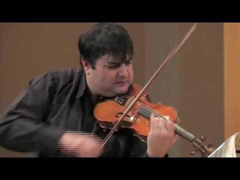 Ponce. Estelita. Graf Mourja (violin), Natalia Gous (piano)