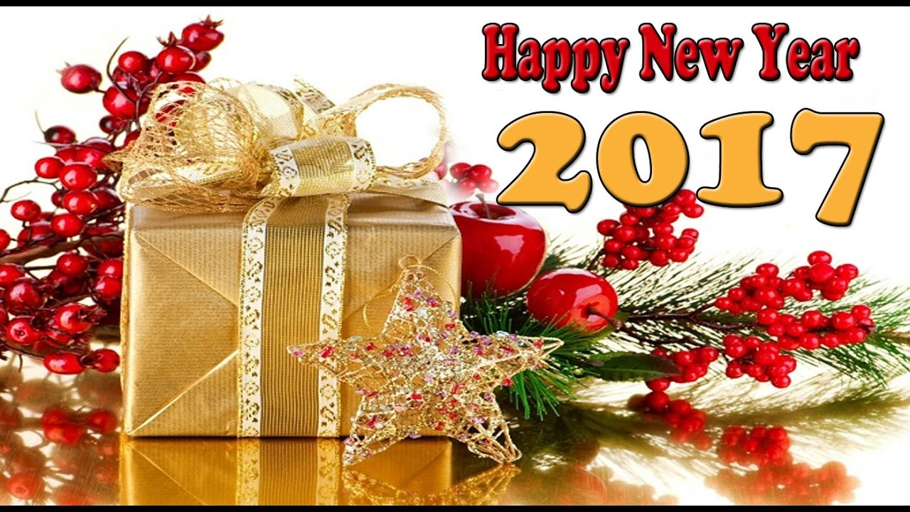 happy new year 2017 new year wishes greetings in hindi new year whatsapp video youtube