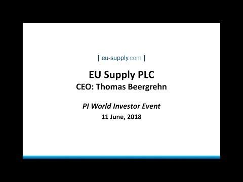 EU Supply (EUSP) Investor presentation June 2018
