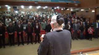 Timsal KARABEKİR ve MAKÜ Öğrencilerinden Türk Yılmaz Marşı
