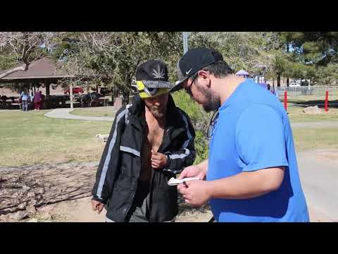 Kairos Las Vegas 2018 - Homeless Outreach