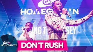 Baixar Young T & Bugsey – Don't Rush | Homegrown Live | Capital XTRA
