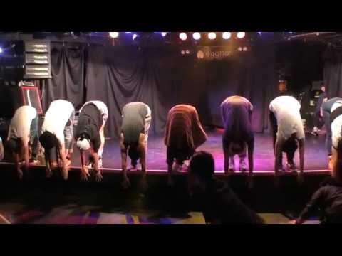 立位体前屈王決定戦前屈で身体の柔らかさコンテスト & NAO Aerstix WINNER DEMO / sweet dream FEMALE SP!! 16/5/31 DANCE BATTLE