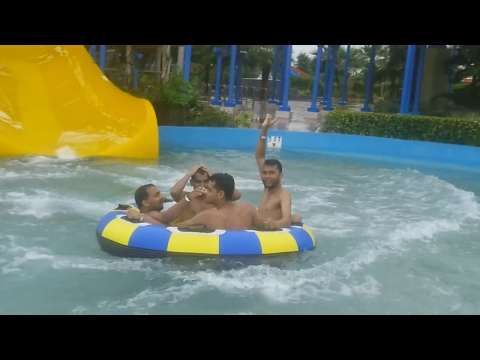 WOW- WORLDS OF WONDER || water park of Delhi:-u videos