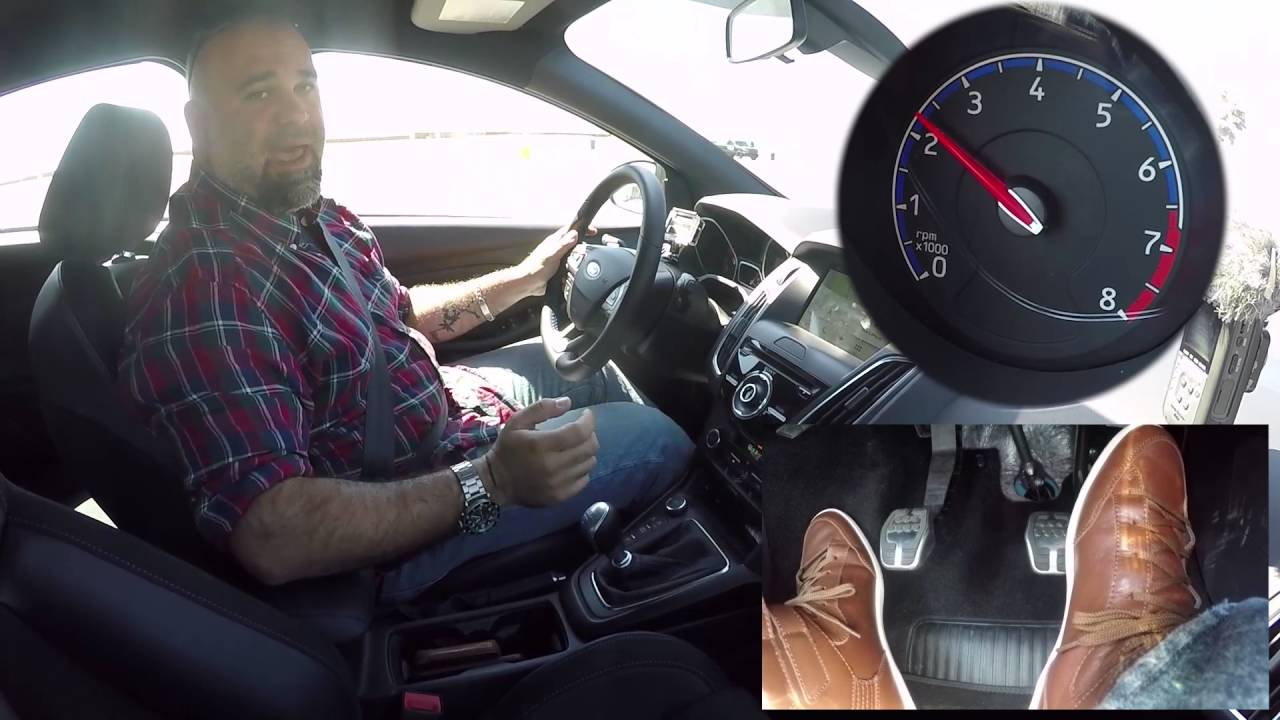 easy way to learn to drive manual