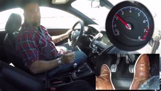 How To Drive a Manual Transmission - Part 1: The Very Basics
