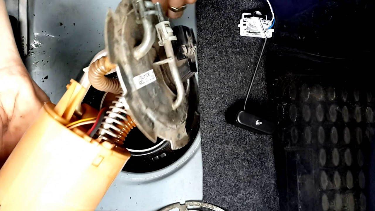 Зарядка гидронатяжителя змз 409 На коленке