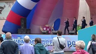 Концерт для ветеранов труда. День ВСМПО 3.07.2019