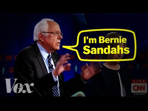 Bernie Sanders' accent, explained