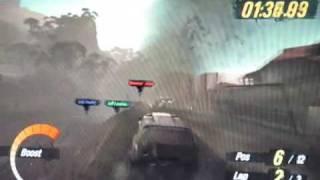 Motorstorm Pacific Rift ~ Mudslide Volcanic ~ Hardcore Free Play