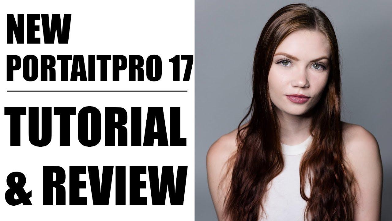 portraitpro 17 crack + license key 2018 free download