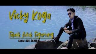 Pop Minang Terbaru • Takuik Adiak Tagamang • Vicky Koga ( Official Music Video )