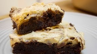 Cookie Dough Brownies - Cooked By Julie - Episode 117