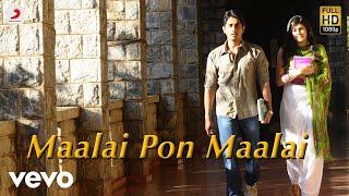 Udhayam NH4 - Maalai Pon Maalai Full Song Audio | Siddharth, Ashrita