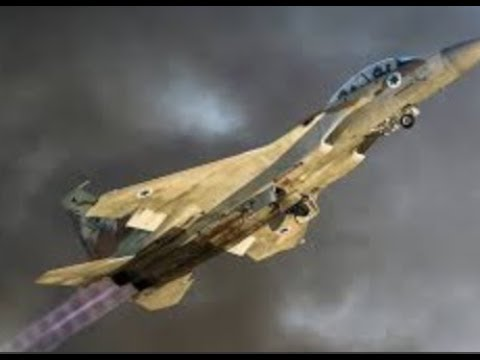 "Breaking News: ""Israel Attacks Syria Airbase"" 14 Dead Some Iranians"