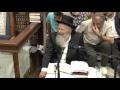 """שידור חי: ט' באב בבית הכנסת של הרב אליהו זצוק""""ל. קינות ודברים מהרב שמואל אליהו"""