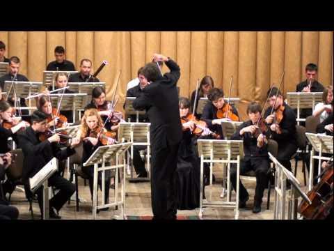 Beethoven, Simphony 7, I-II, Georg Mais, Simfonica AMTAP