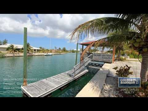 Bahamas Property - WATERFRONT BAHAMAS LAND FOR SALE