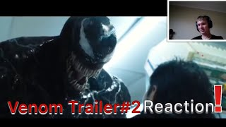 Venom Trailer #2 Reaction