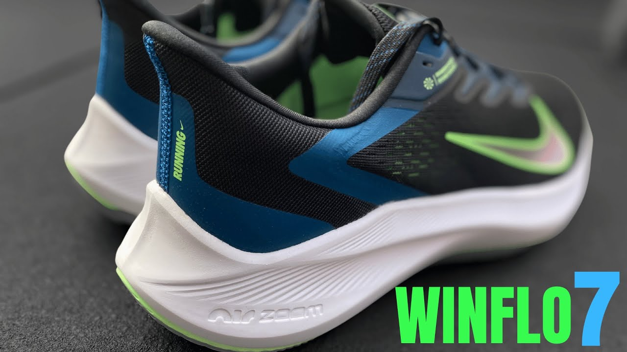 Nike Air Zoom Winflo 7 Review | Best Cheap Nike Running Shoes