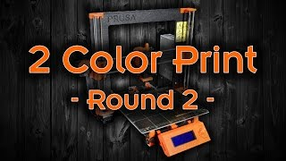 2 Color Print - Round 2