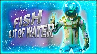 FISH OUT OF WATER! Leviathan skin in Fortnite: Battle Royale (Full Gameplay)