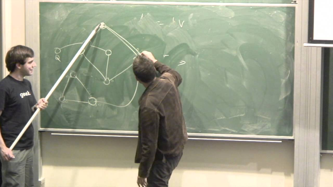 31: Simple Graph Problems - Richard Buckland UNSW