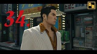 人中之龍0 誓言的場所 第六章 極道中人的生存之道 #34 中文遊戲影片 [HD] - Yakuza Zero (Ryu Ga Gotoku Zero) - 如龙0起誓之地