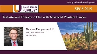 Testosterone Therapy in Men with Advanced Prostate Cancer