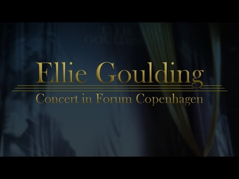 Ellie Goulding Live in Forum, Copenhagen - (March 5, 2016)