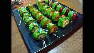Праздничная закуска из лаваша.Праздничный стол.Романтический ужин.14 февраля.8 марта