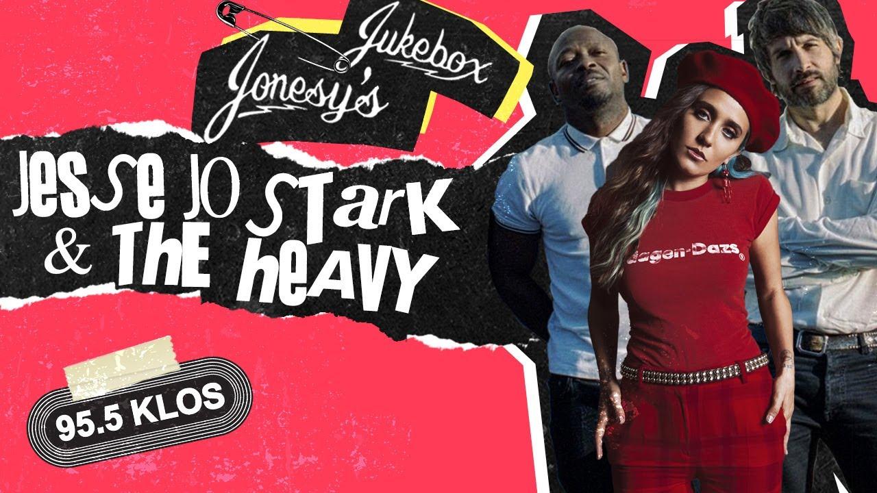 The Heavy & Jesse Jo Stark In-Studio on Jonesy's Jukebox!