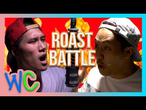 WEIRDEST ROAST EVER!!! (WILD CARD)