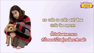 Repeat youtube video [Thai Karaoke & Thai sub] IU - Friday (금요일에 만나요) (Feat.Jang Yi Jeong Of HISTORY)