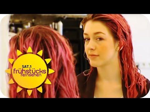 Haare in Pastellfarben | Frühstücksfernsehen