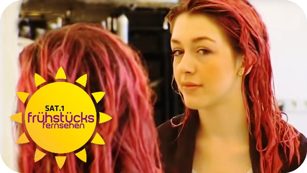 Haare In Pastellfarben Fruhstucksfernsehen Youtube