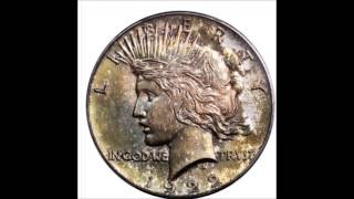 Top 5 most valuable Peace Dollar varieties