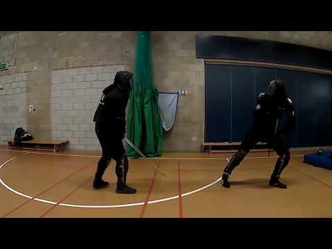 Fiore's Sword vs dagger