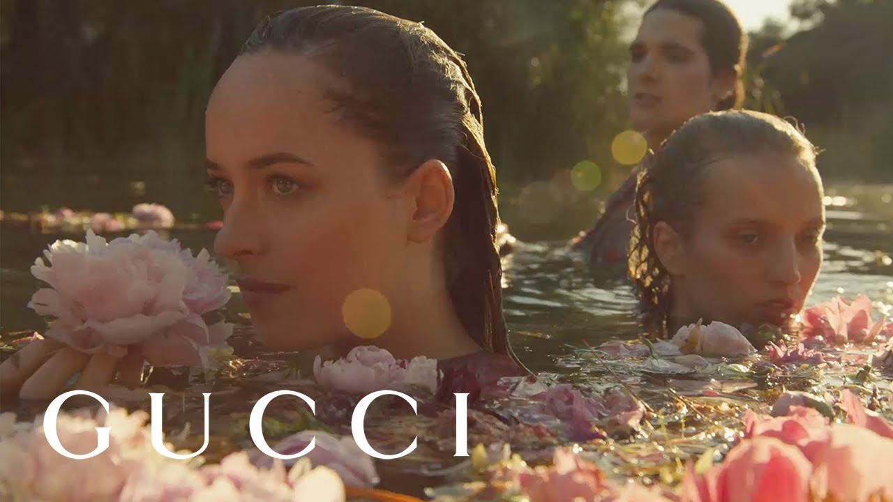 0f960ef86 Gucci Bloom: The Campaign Film - YouTube