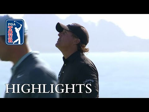 Phil Mickelson's extended highlights | Round 4 | AT&T Pebble Beach
