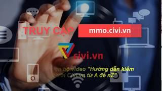 VIDEO: Hướng dẫn tạo bài viết trên Blog của Civi.vn