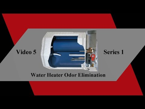 RV Water Heater Odor Elimination - Suburban Water Heater Series 1 - Video 5