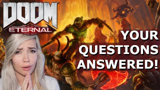 DOOM ETERNAL Q&A: I played it early!