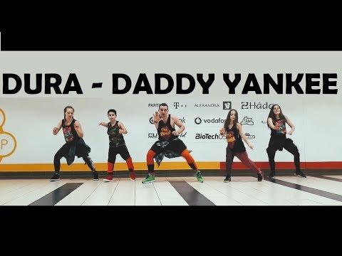 Dura – Daddy Yankee – Zumba fitness choreography