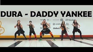 Download lagu Dura Daddy Yankee Zumba fitness choreography MP3