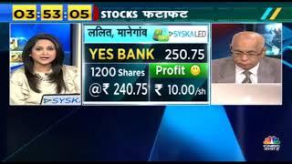 Bank Nifty हरे निशान में कारोबार करता हुआ दिखा  | Traders Hotline