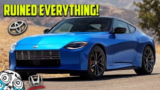 homepage tile video photo for The 2023 Nissan Z Ruined the JDM Sports Car Market